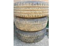 185 70 14 wheels and tyres Vauxhall
