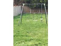 Free outdoor swing