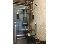 Excellent Reebok multi-gym in as-new condition. Brilliant full-body workout.
