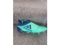 Adidas X 17+ FG - size 7.5