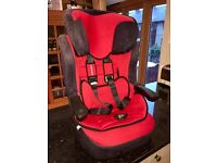 Mothercare child seat
