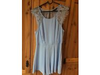 New Look Blue Playsuit, Summer playsuit, Brand new