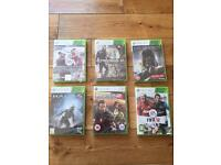 Xbox 360 games sealed
