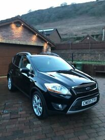 Ford Kuga 2.0 Titanium TDCI 4x4 *Huge Spec* Full leather & Panoramic roof + FSH