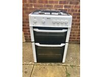BEKO BDG682WP Gas Hob and Cooker