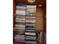 Job lot of 99 CDs - mostly indie, rock, alternative, some dance