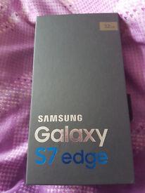 Samsung Galaxy S7 Edge 32 GB GOLD NEW IN BOX