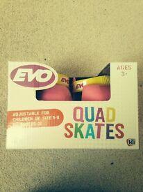 Skates Children's Quad Skates (pink)