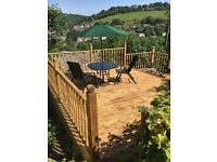 Cotswold 2 bedroom cottage newly renovated, garden and views.