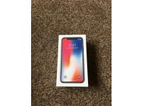 Iphone X Space Grey New Sealed sim free