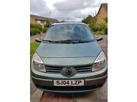 Renault Scenic for sale, 2004