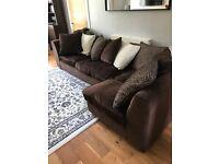 Modular Corner Sofa with futon