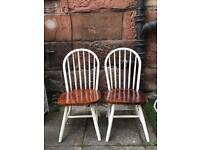 Dining chairs Windsor chairs
