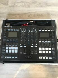 Native Instruments Traktor Kontrol S8 DJ Controller / Mixer with Flight Case