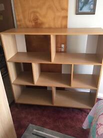 Room divider/ shelf unit