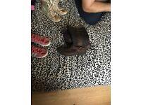 Shoe bundle size 5