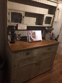 Vintage/distressed welsh dresser