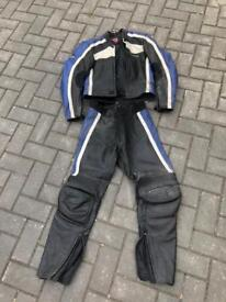 Heine gericke full motorcycle leathers