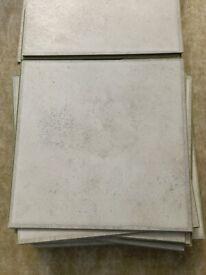 Laminate flooring click type