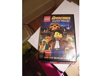 DVD Lego - The Adventures Of Clutch Powers (DVD, 2011)