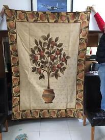 Large tapestry
