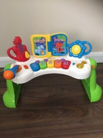 Vtech move and grove music station