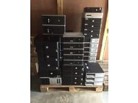 Joblot of 44 x HP & Dell Core 2 Duo & Dual Core PC's with Keyboards, Mice & Power Leads - All Tested