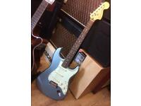 Fender Stratocaster Deluxe Roadhouse Edition 2016
