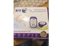 Digital Baby Monitor 300