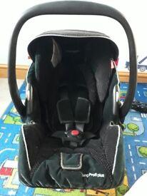 Recaro Young Profi Plus baby car seat
