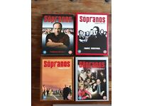 The Sopranos Box Set Series 1-4