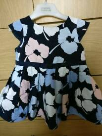 Jasper Conran Junior Dress 6-9months