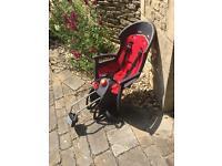 SMILEY REAR CHILD BIKE SEAT - FRAME MOUNT