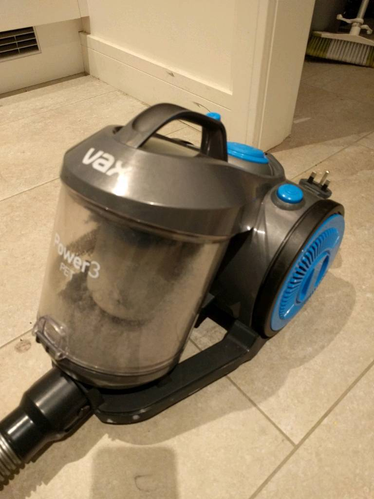 Vax Power 3 Pet Cylinder Vacuum Cleaner