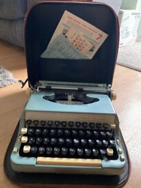 Imperial good companion 7 typewriter