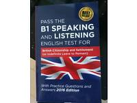 B1 speaking and listening