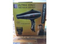 As new Professional hair dryer