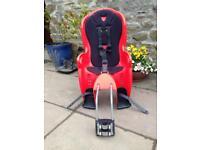 Halfords Child's Bike Seat