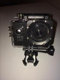 Brand new 1080p Full Hdmi GoPro type cam. & 32g high speed Tf card