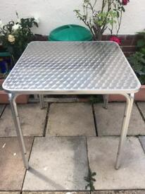 Garden table and 4 NOVA Quality Chairs (Made in England) with Delivery