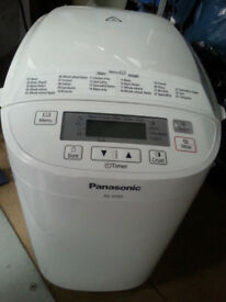 Panasonic bread machine SD-2500 in excellent condition