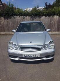 REDUCED!! Mercedes c220cdi sport or would swap for small diesel