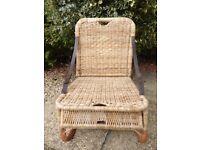 Vintage Folding Fishing Chair