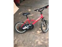 Kids b'twin bike
