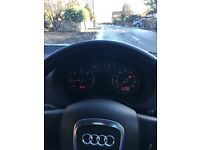 Audi A3 Quattro. £4500 ONO. 2009 Facelift model. 12 months MOT. Full Audi Service History