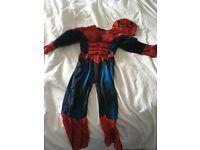 Spider-Man costume Age 5/6