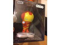 Unopened Iron Man Marvel phone stand