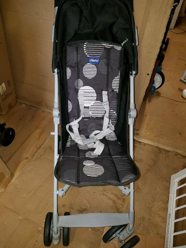 Chicco london pushchair from birth