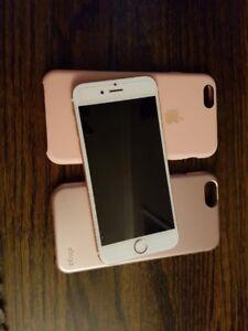 UNLOCKED - iPhone 6s 128 GB rose gold