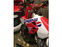 Honda cr125 road reg